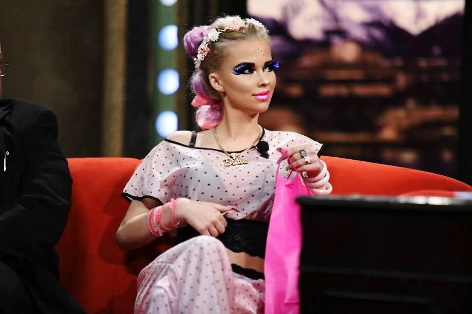 Proč ta holka není bimbo barbie?